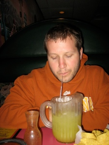Who knew that Ted Kazcynsky liked margharitas?