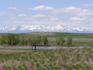 The Crazies and the Yellowstone River