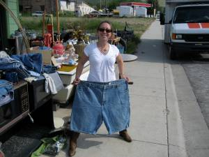 Sweet Daisy Duke Shorts!!