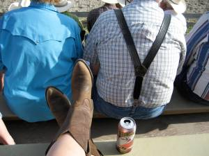 Beer, Boots and buckles