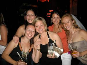 CVU gals represent