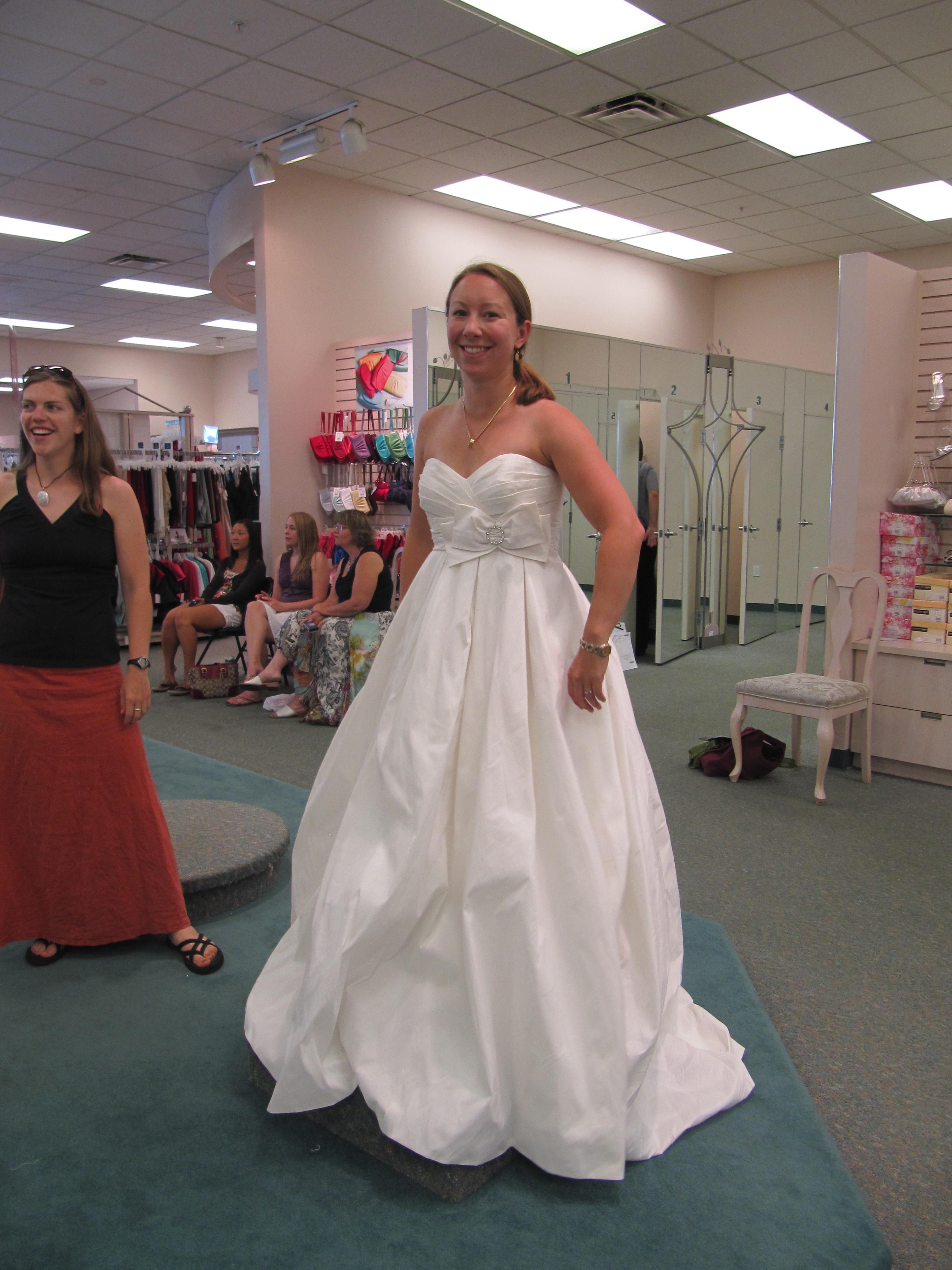 Wedding Dress Success and Tubing Disaster   Big Sky Bound